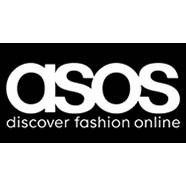 Logo for StuPrint customer ASOS, Leeds