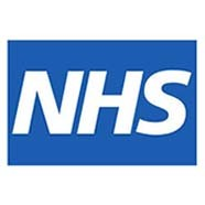 Logo for StuPrint customer the NHS, London