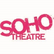 Logo for StuPrint customer the Soho Theatre, Central London